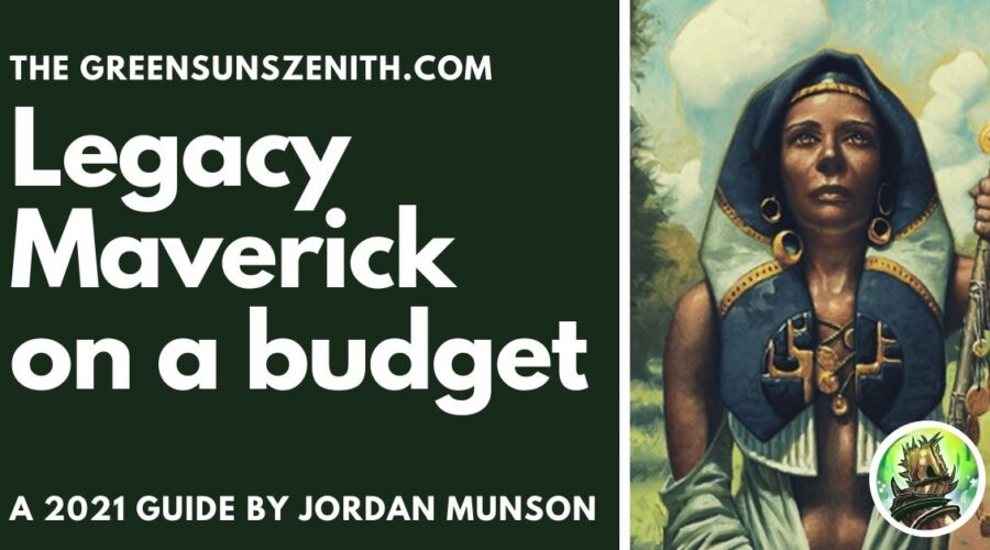 Maverick on a budget