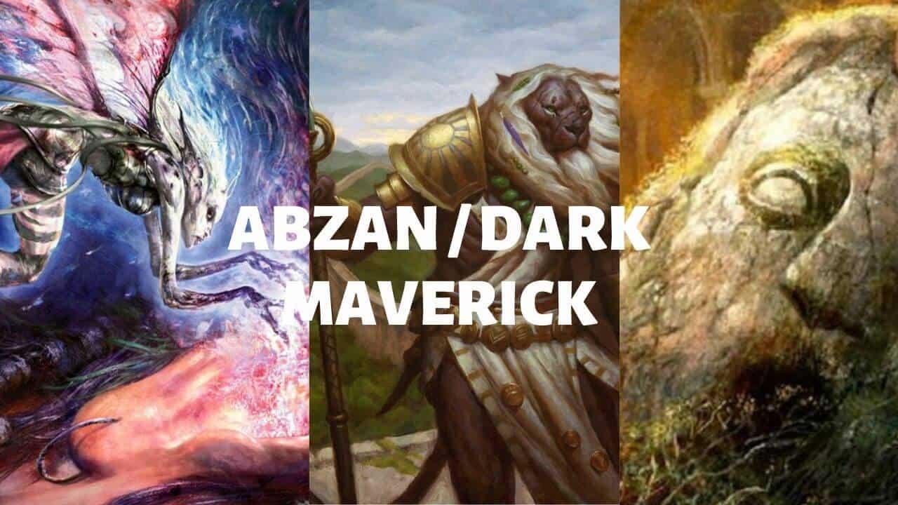 Dark / Abzan Maverick