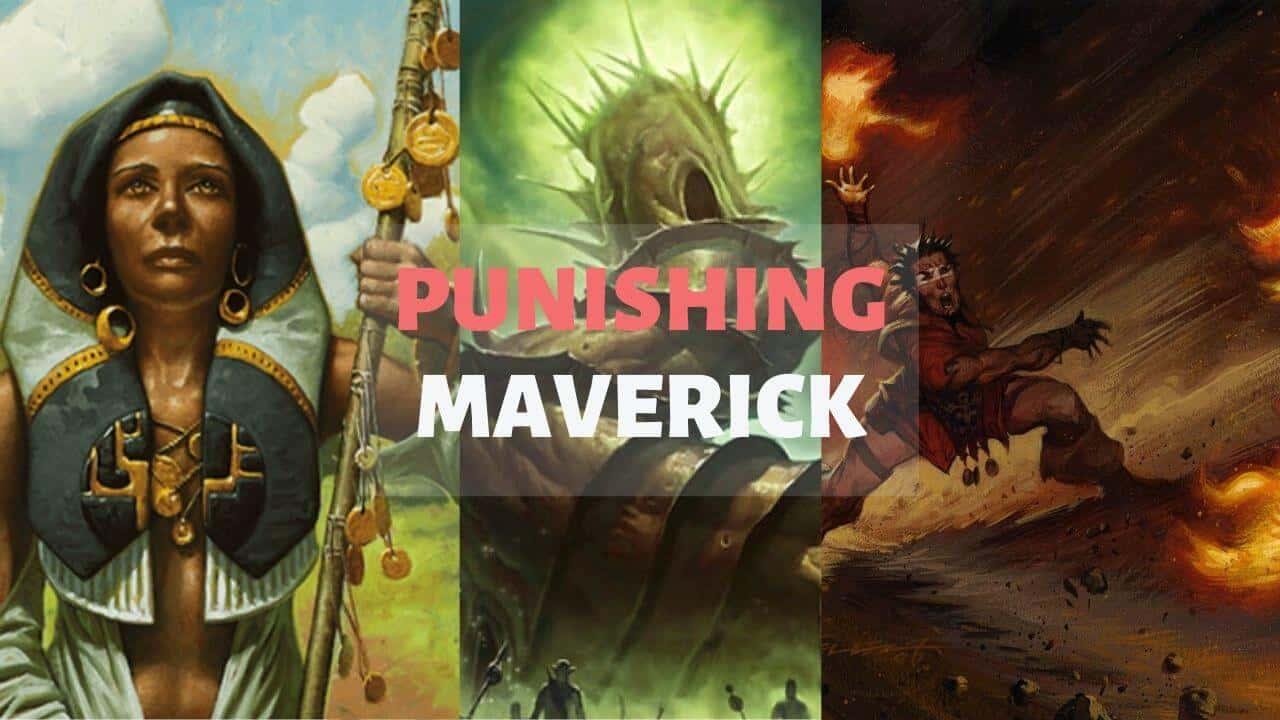 Punishing Maverick