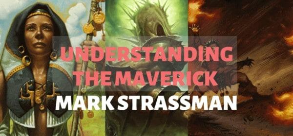 Punishing Maverick Mark Strassman